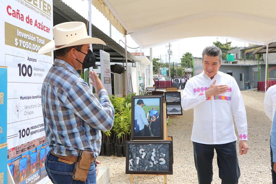 REC anuncia construccion hospital en Carranza.jpg