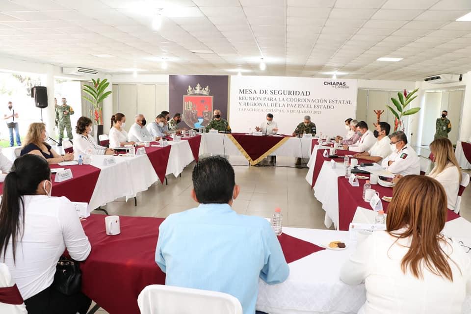 En Tapachula realizan Mesa de Seguridad.jpg