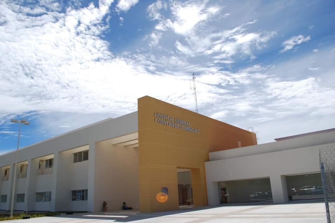 Suministro de luz en el Hospital de la Mujer de Comitán.jpg