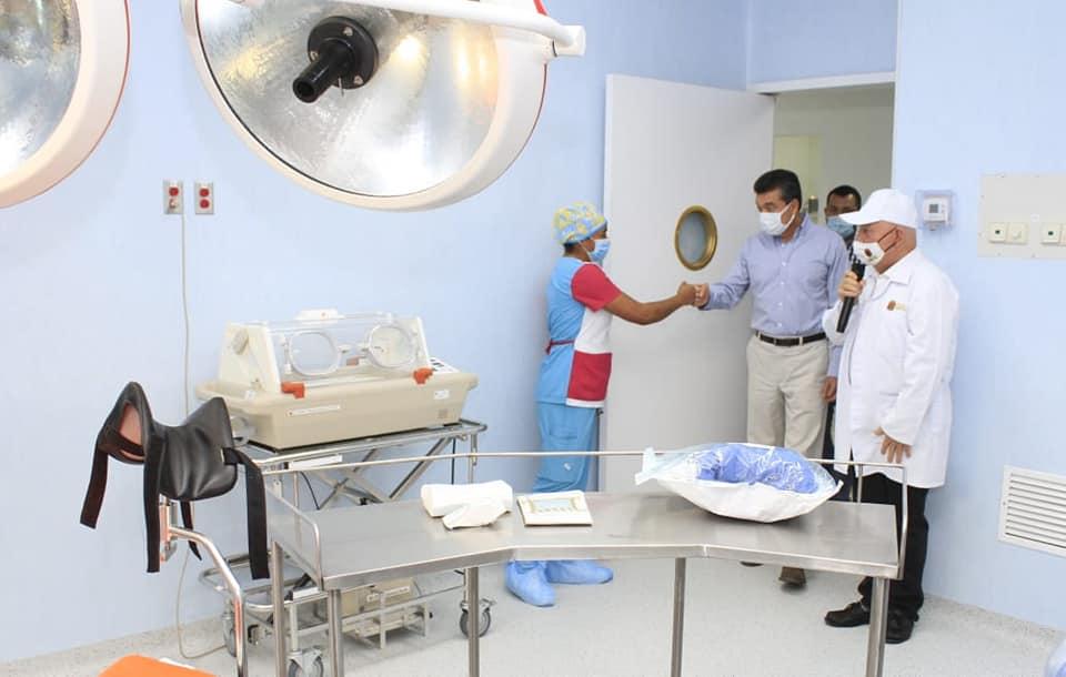 Reconversión del Hospital Básico Comunitario  contribuye a reducir la muerte materna en Cintalapa.jpg