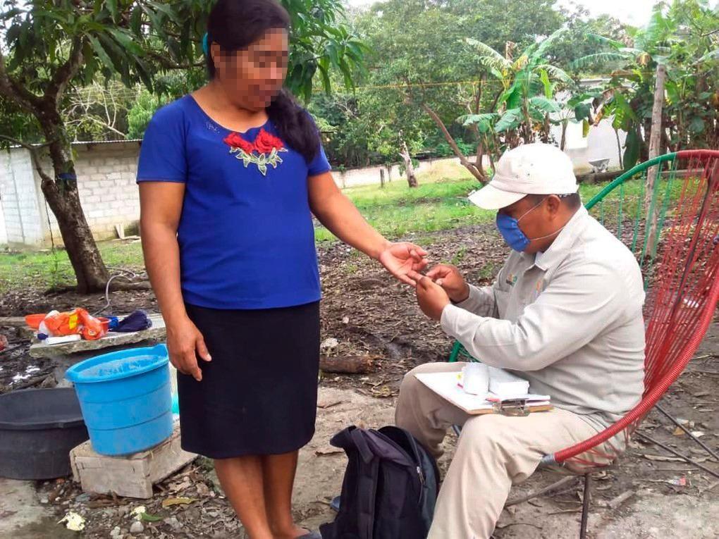 Paludismo, enfermedad con tendencia a la baja en Chiapas.jpg