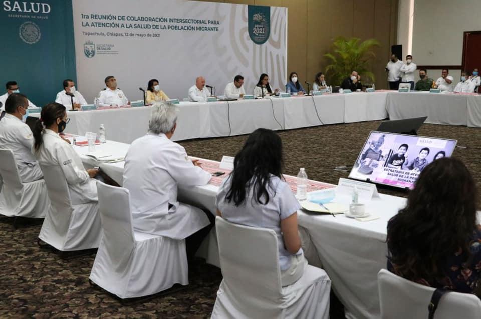 Chiapas fortalece políticas públicas para atención integral de la salud de migrantes.jpg