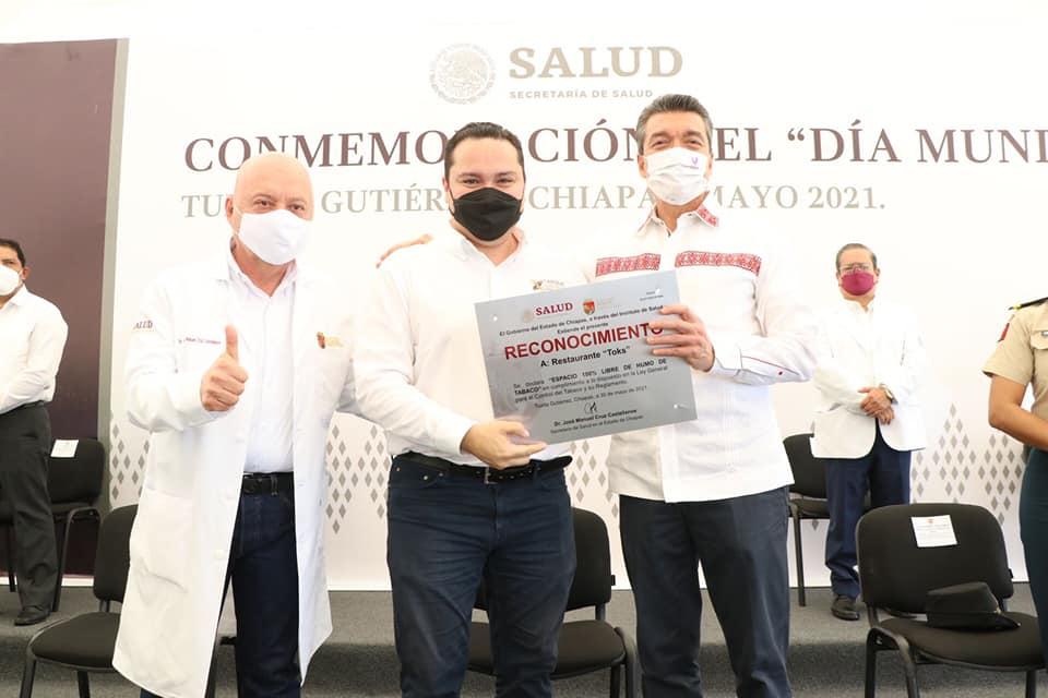 Chiapas consolida esfuerzos para contar con más espacios 100 % libres de humo de tabaco.jpg