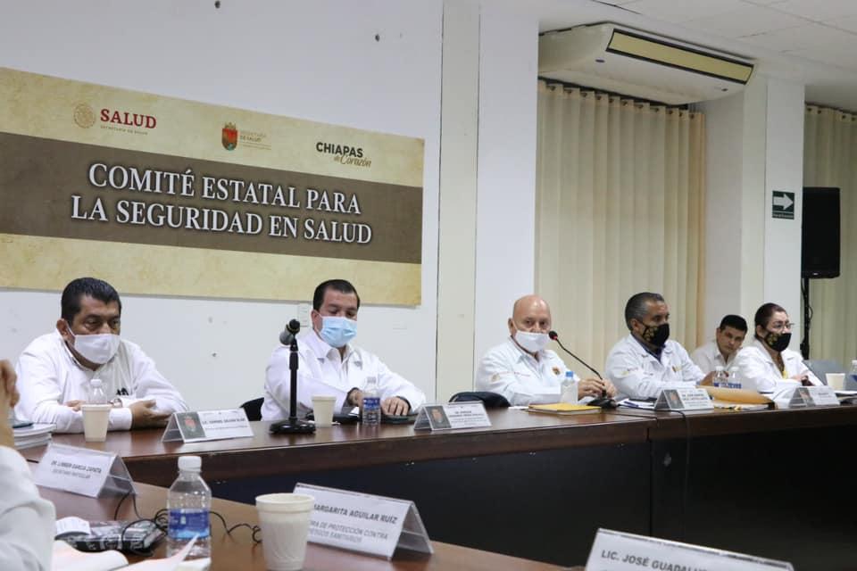 Se cumplen 400 sesiones del Comité Estatal de Seguridad en Salud para controlar la pandemia.jpg