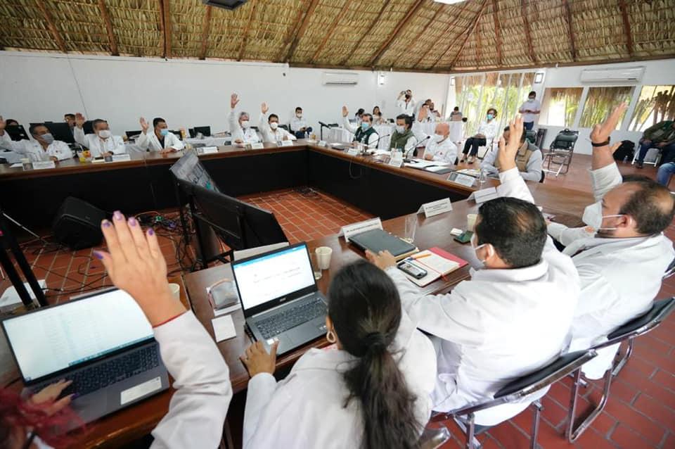 Gobierno federal y estatal consolidan sinergia en la lucha contra la pandemia de COVID-19 en Chiapas.jpg