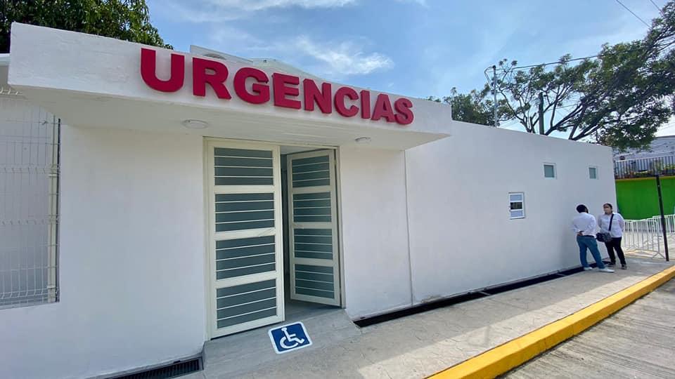 En Tuxtla Gutiérrez, entregan reconversión del Centro de Salud de Plan de Ayala.jpg