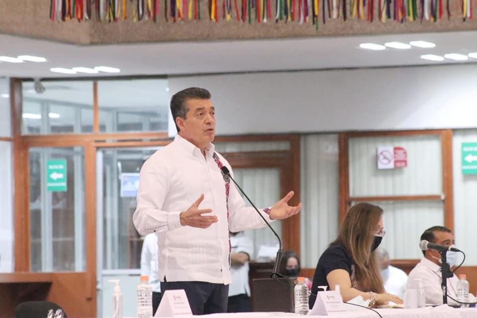 Planear presupuesto 2022 de manera responsable, piden a titulares de dependencias en Chiapas.jpg