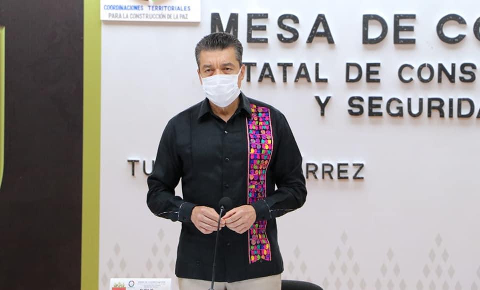 Rutilio Escandón anuncia llegada de más de 150 mil vacunas anti COVID-19 este lunes a Chiapas.jpg