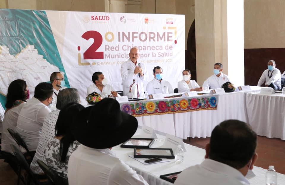 Red Chiapaneca de Municipios por la Salud rinde segundo informe de actividades.jpg