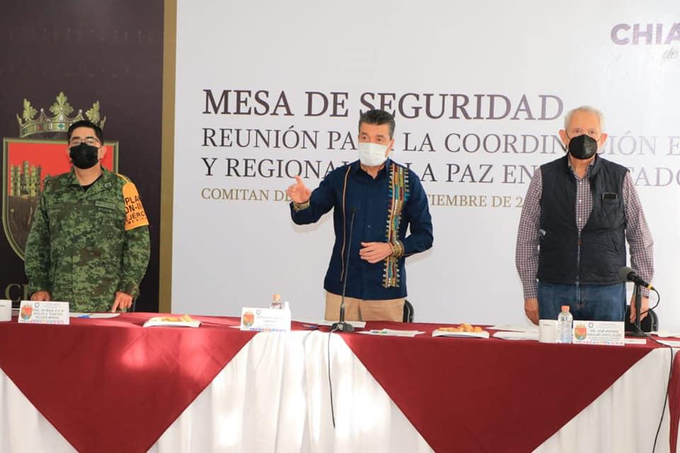 Desde Comitán de Domínguez, Rutilio Escandón pide tomar precauciones ante tormenta tropical no. 31.jpg