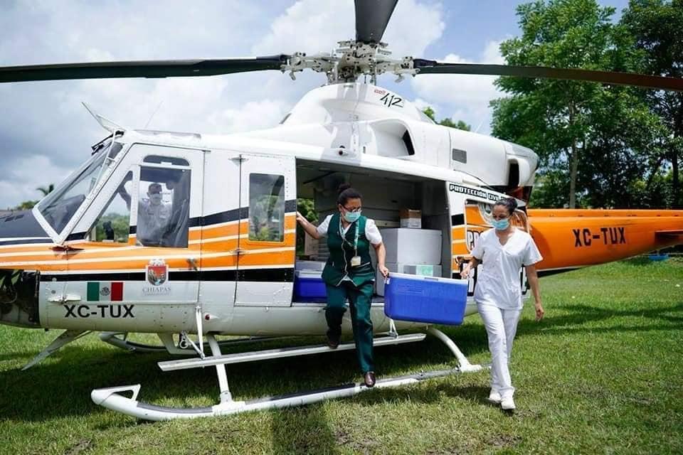 Aeronaves están al servicio de la salud, seguridad y protección civil del pueblo, reitera Rutilio Escandón.jpg