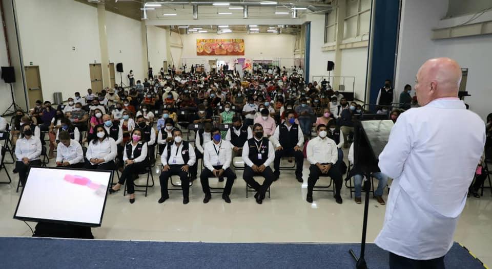 Por la salud, en Chiapas trabajaremos de la mano con los 125 ayuntamientos Dr. Pepe Cruz.jpg